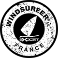 Windsurfer-France Logo